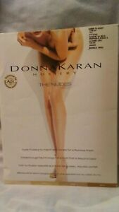 a993e93d9 Donna Karan Hosiery The Nudes Sheer To Waist Pantyhose-Tall Tone-A01 ...