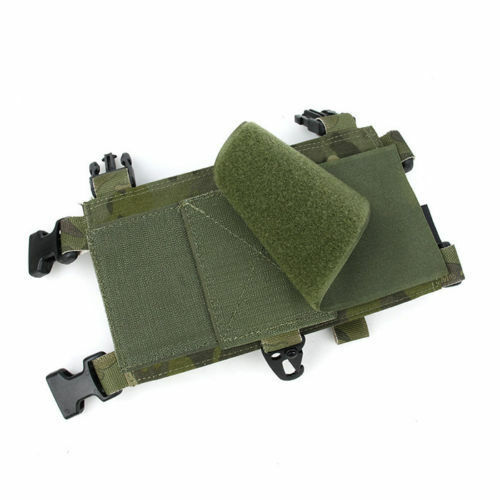TMC Hunting MCR Front Set for Tactical Vest Chest Rig TMC3119