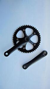 Prowheel-Bicycle-Crankset-48T-x-165mm-Fixie-BMX-Mountainbike-Road-Bike