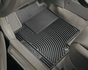 Lovely Image Is Loading 2017 2015 HYUNDAI SONATA ALL WEATHER FLOOR MATS