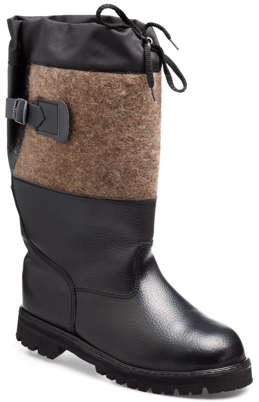 Russian Valenki   Felt Boots   Leather   Wool   Walenki   Winter   Hunting