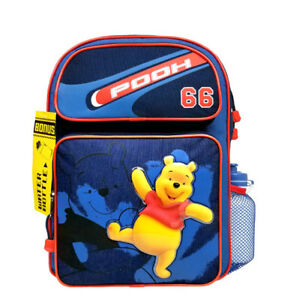 2cfdb0b1f34 Disney Winnie the Pooh Kids Medium Backpack   School Bag -Boys Girls ...
