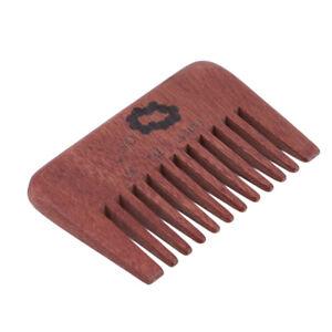 Beauty Bangs Comb Hair Accessories Pocket Accessories Hair Tools Wood Comb KV