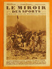 Le Miroir des Sports 470 du 19/2/1929-Cross à Amiens.1er Auvray F.C. Rouen
