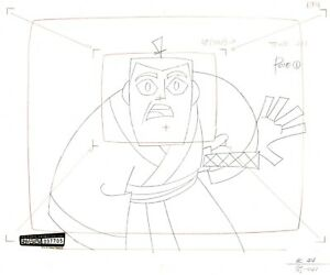 Samurai-Jack-Production-Animation-Layout-Cel-Drawing-Cartoon-Network-2003-44