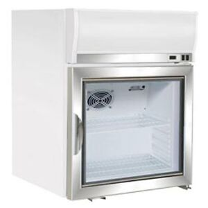 NEW-Maxx-Cold-MXM1-2-5R-Reach-In-Cooler-Countertop-Refrigerator-Merchandiser