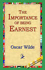 The Importance of Being Earnest by Oscar Wilde (Paperback / softback, 2004)
