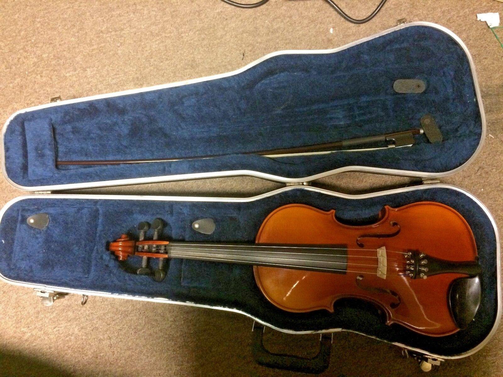 Romanian 4 4 Violin (Used) DG688