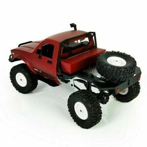 Para-WPL-C14-1-16-4wd-RC-camion-Hazlo-tu-mismo-semi-Off-road-camion-electrico-Conjunto-De-Coche-De