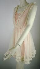 Negligé Nachthemd Unterwäsche Nachtkleid night dress 60er True Vintage 60s
