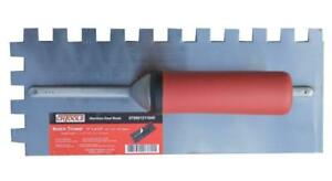 Notched Trowels , Plastering and; Finishing Trowel Reg $18 Sale $10 Ontario Preview