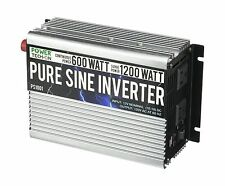 Power TechON PS1001 Pure Sine Wave Inverter (600W) New