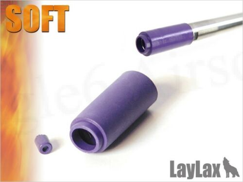 Prometheus - Airsoft Hop Up Rubber & Nub - (Soft, Purple)