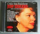 JUDY GARLAND (CD) OVER THE RAINBOW IN CONCERT