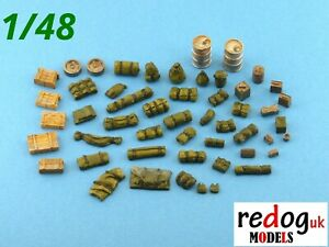 1-48-stowage-kit-diorama-modelling-military-accessories-50-pieces-48-2