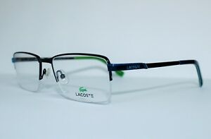 5434b0b3bb4 Image is loading BRAND-NEW-LACOSTE-L2203-424-BLUE-AUTHENTIC-EYEGLASSES-
