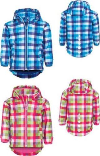 92-140 Playshoes softshell veste softshelljacke rose ou bleu neuf t