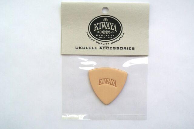 Kiwaya Genuine Leather Ukulele Single Pick Medium
