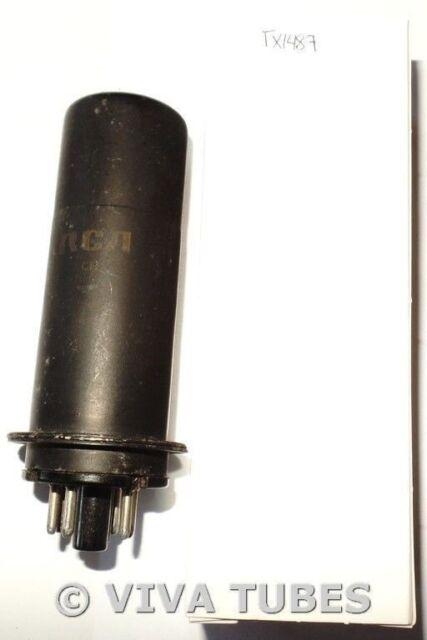 TESTS BAD FOR DISPLAY RCA USA 6L6 Metal Vacuum Tube