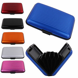 Waterproof-Aluminum-Business-ID-Credit-Card-Mini-Wallet-Holder-Pocket-Case-Box