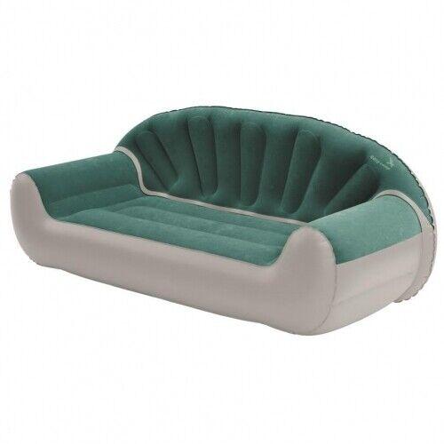 easy camp Comfy Sofa; petrol Campingsofa aufblasbar