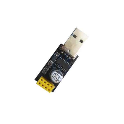 1PCS NEW ESP01 Programmer Adapter UART GPIO0 ESP-01 Adaptateur ESP8266 USB