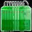 Shacke-Cruise-Tags-Luggage-Etag-Holders-Zip-Seal-amp-Steel-Loops-Thick-PVC thumbnail 4
