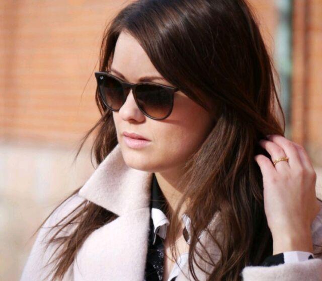 0341023d3322d Ray-Ban 54mm Erika Brown Gradient Sunglasses (RB417186513)   eBay
