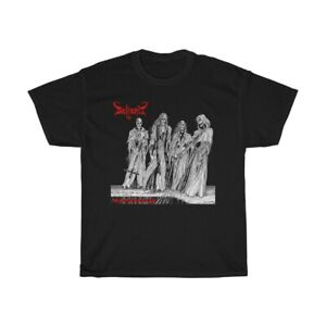 Throne Of The Beast T-SHIRT BEHERIT MOONBLOOD MUTIILATION BLACK FUNERAL Vampyr
