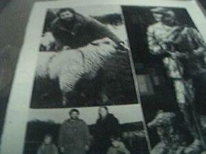 ephemera-1975-dorset-article-shepherd-of-year-richard-lund-and-family