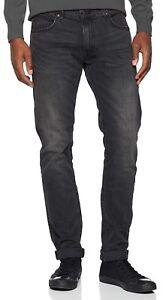 4d90c72e Lee Luke Slim Tapered Denim Jeans New Vintage Stretch Regular ...