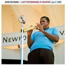 John Coltrane - Last Performance at Newport 1966 [New CD] Spain - Import