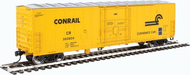 Walthers # 2032   50' FGE Insulated Boxcar Conrail # 360604 HO MIB