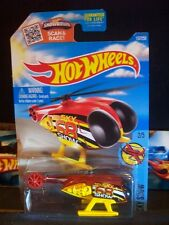 HOT WHEELS 2016 #137 -5 SKYFIRE RED SPRING EDIT TARGET AMER SKY SHOW