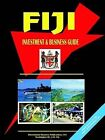 Fiji Investment & Business Guide by International Business Publications, USA (Paperback / softback, 2003)