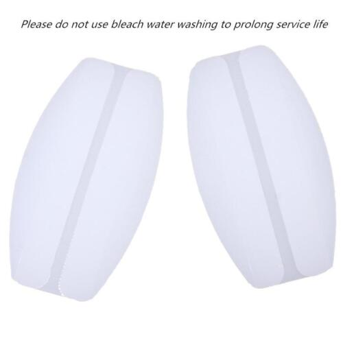 2Pcs Non-slip Silicone Cushions Bra Strap Holder Shoulder Pads Relief Pain LS