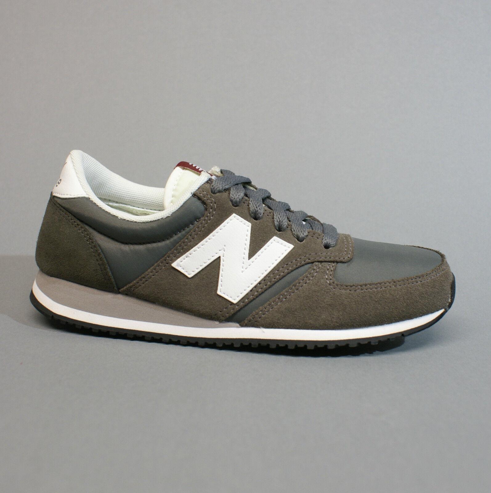 New Balance U420CGW grau Weiß Schuhe Turnschuhe Turnschuhe grau weiß 36  40,5