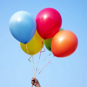 20x-Latex-Luftballon-Hochzeit-Luftballon-Geburtstag-Party-Deko-Luftballon-Feier