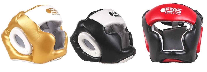 Casco MMA Boxe caschetto MMA pugilato Prossoezione Muay Thai OFBOS Unisex