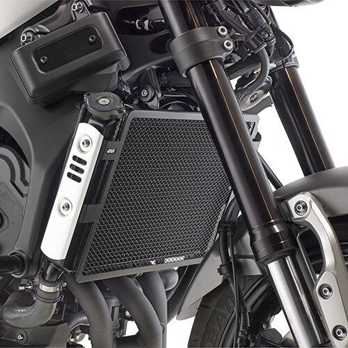 Givi Protección Especificación Radiador Acero Inoxidable Negro Yamaha Xsr 900