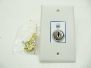 Brand New Edwards EST SD-TRK Remote Reset //Test Switch FREE SHIPPING