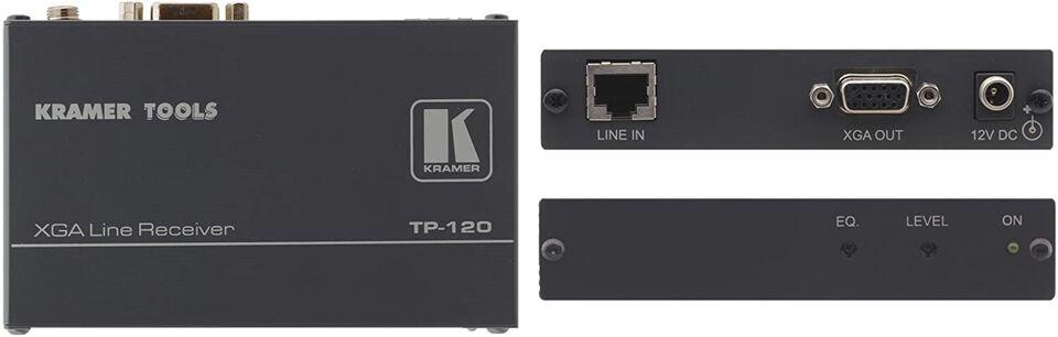 xga line Reciver, Kramer Tools TP-120