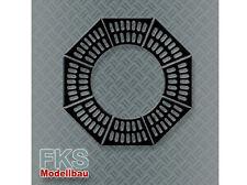 FKS 160-060-11 - Baumrost Typ 2, Set mit 6 Stück - Spur N - NEU