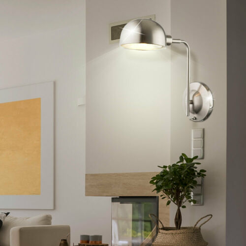 LED Wand Leuchte Lampe Wohn Zimmer Schalter Spot Strahler beweglich Filament