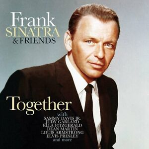 Frank-Sinatra-amp-Friends-TOGETHER-DUETS-180g-New-Sealed-Vinyl-Record-LP