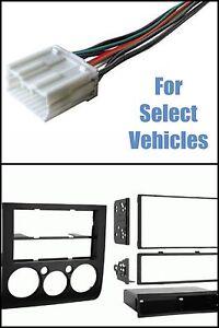 car radio kit combo for 2004 2005 2006 2007 2008 2009 2013. Black Bedroom Furniture Sets. Home Design Ideas