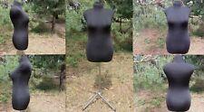Womans Mannequin Trousers Sartorial Professional Black Model Love 52 Size 1