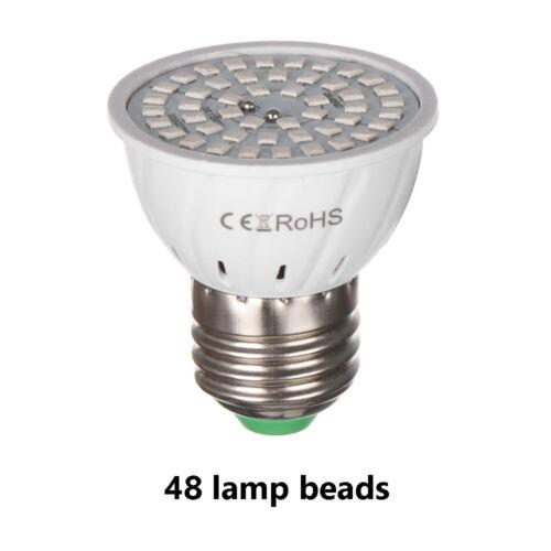 New E27 Garden Flowers LED Light Plant Growth Lamp Plant Fill Light Light Bulb