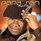 Higher Heights by Papa San (CD, 2009, Habakkuk Music)
