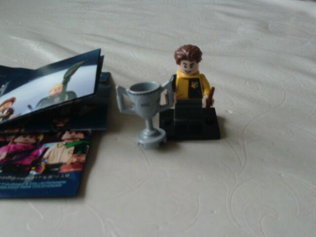 Lego Harry Potter/unwahrscheinliche Bestien 71022 - (12) Cedric Diggory